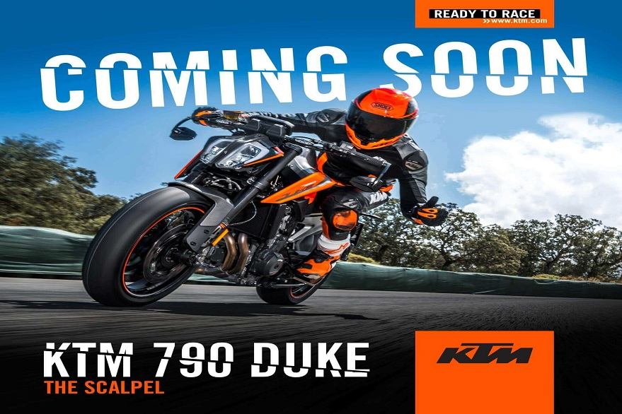 KTM Duke 790 launch in India