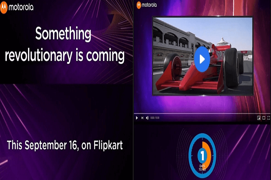 Motorola TV India launch today: Know how to watch live stream, expected price, features and more