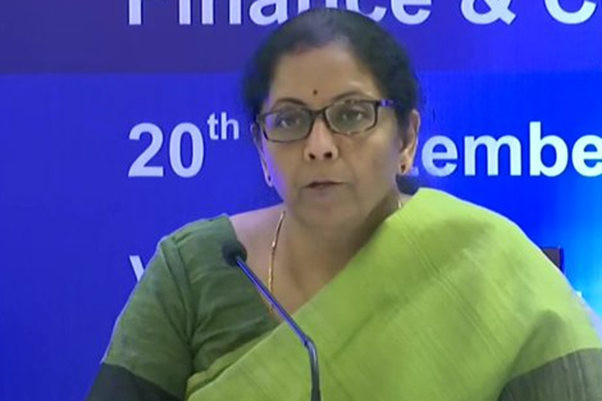 Nirmala Sitharaman blames Manmohan Singh, Raghuram Rajan for high NPAs of PSU banks, says banks had worst phase under UPA rule