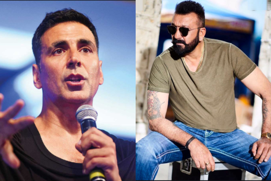Sanjay Dutt confirms sharing the screen with Akshay Kumar in the biopic