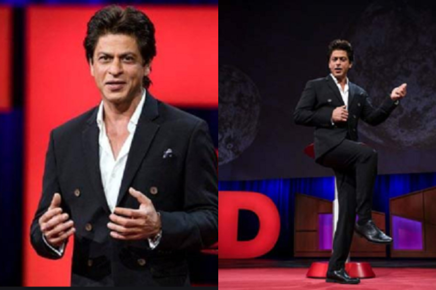 Shah Rukh Khan to surprise his fans by appearing in Ted Talks season 2 on his birthday