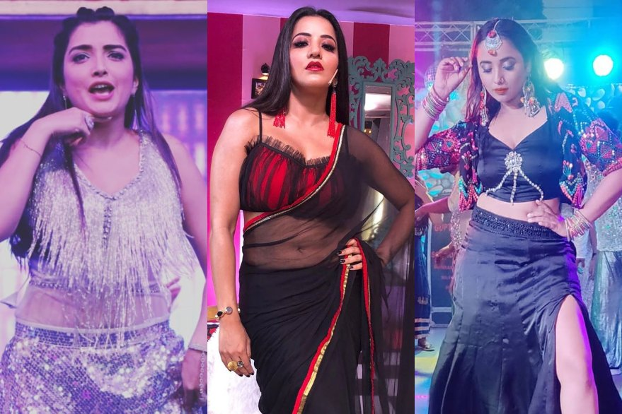 Top photos of the Bhojpuri actresses this week