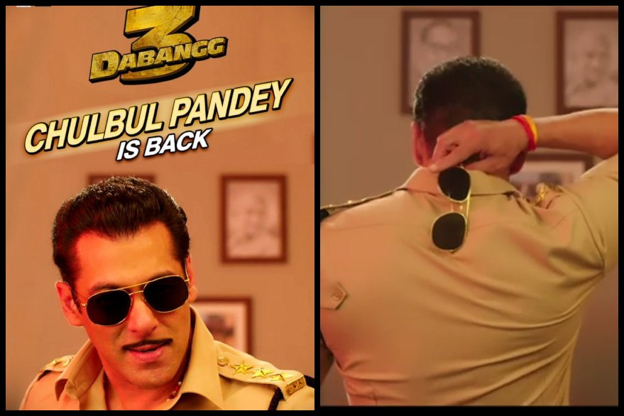 Dabangg 3 teaser: Chulbul Pandey makes it clear, says he doesn't need Salman Khan to promote his movie