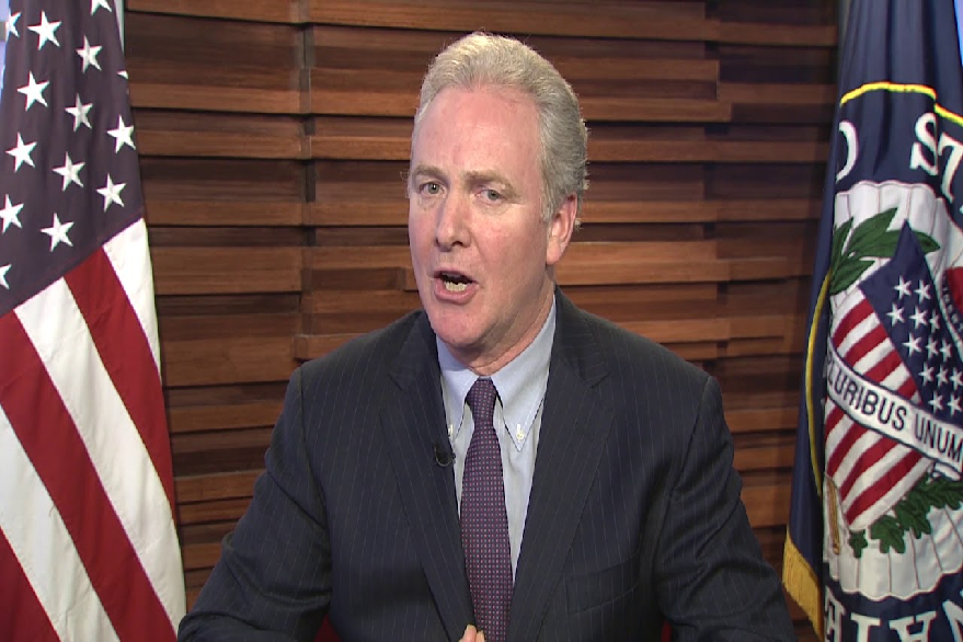 Kashmir News: US Senator Chris Van Hollen, who was keen to witness present situation in Kashmir, denied nod from Centre
